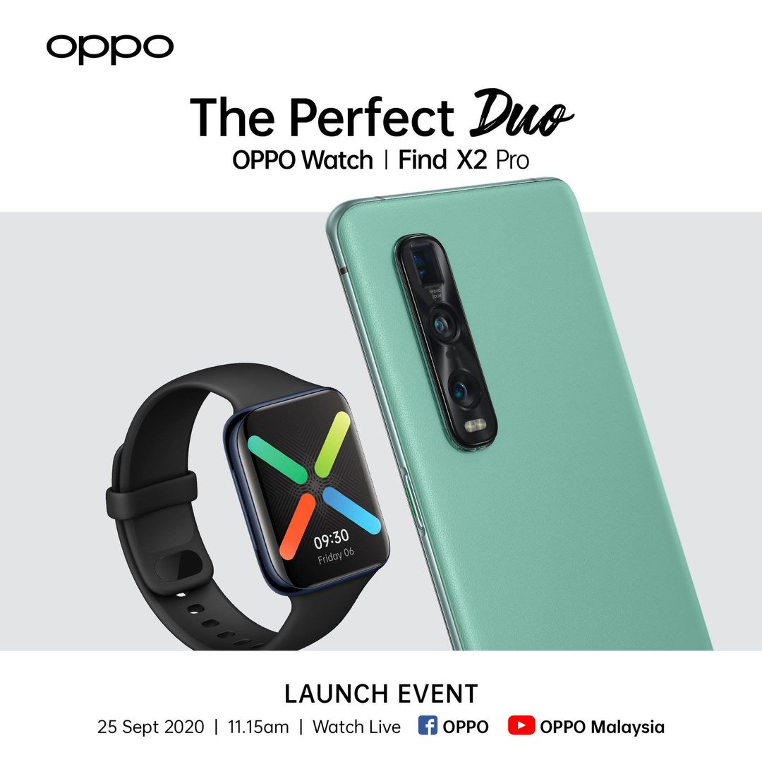 The Perfect Duo OPPO Watch