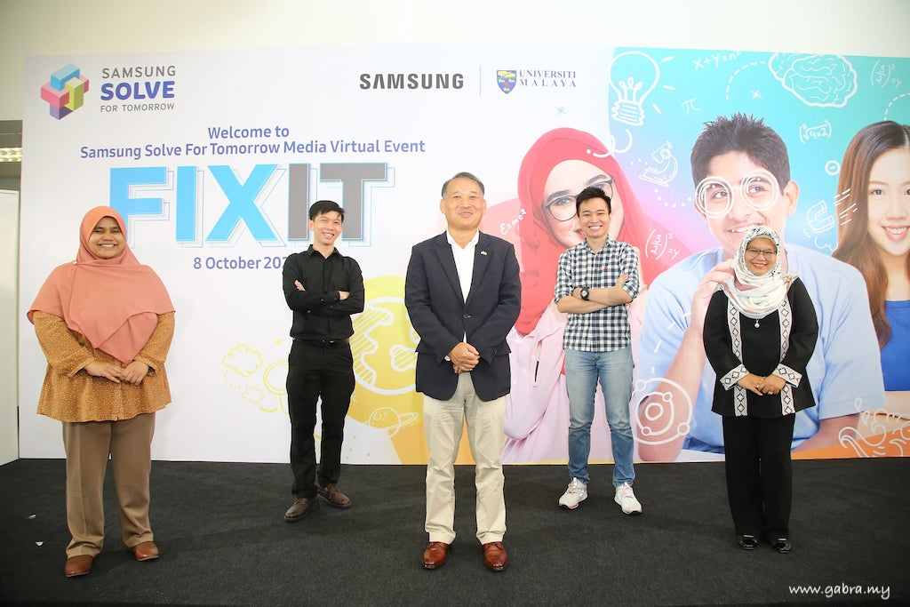 Samsung Malaysia's Solve for Tomorrow Introduction Event