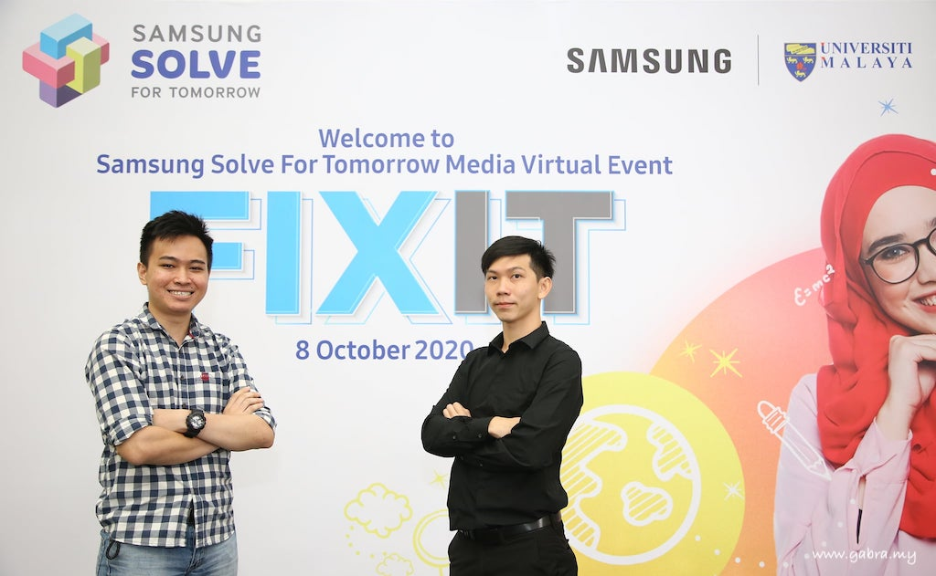 Samsung Solve for Tomorrow 2015 winners
