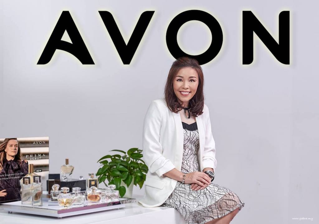 Tan Mei Yen, General Manager of Avon Cosmetics