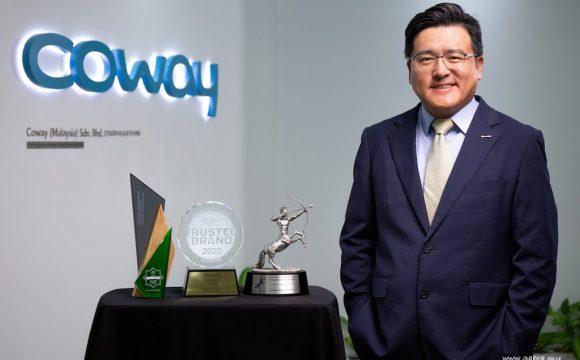 Kyle Choi Ki Ryong, Managing Director of Coway Malaysia