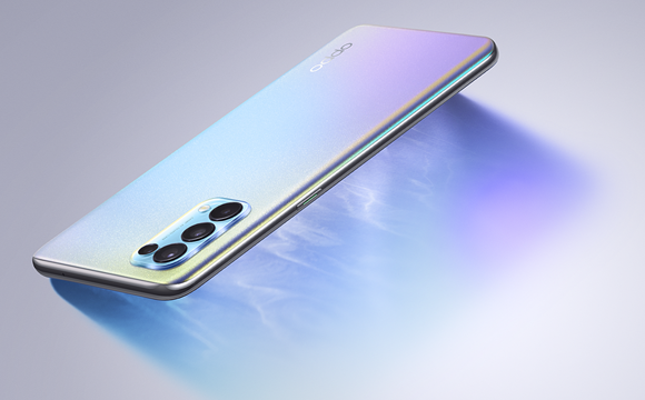 OPPO Reno5 with AI Portrait Expert