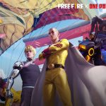 Free Fire x One-Punch Man