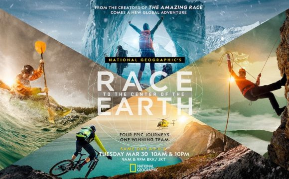 National Geographic - Race To The Center Of The Earth