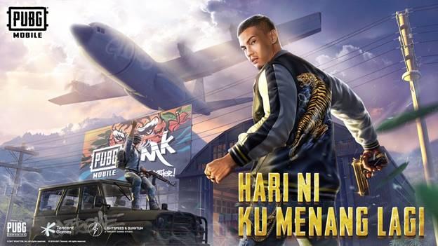 MK Announced as Malaysian Brand Ambassador for PUBG MOBILE