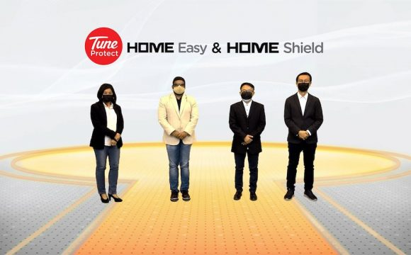 Tune Protect Malaysia launched Home Easy and Home Shield