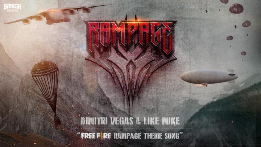 DJs Dimitri Vegas & Like Mike