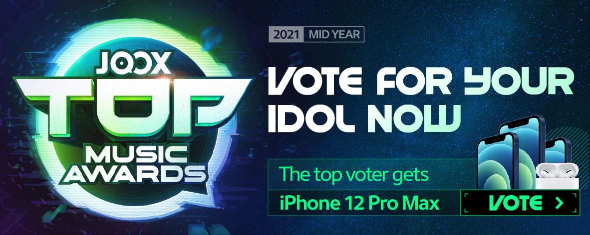 JOOX Malaysia Top Music Awards 2021