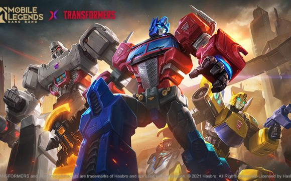 Autobots Roll Out in Mobile Legends
